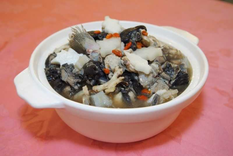 水源地餐廳-養生鱘龍魚鍋