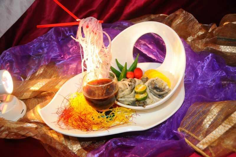 王朝活魚餐廳-和風魚皮
