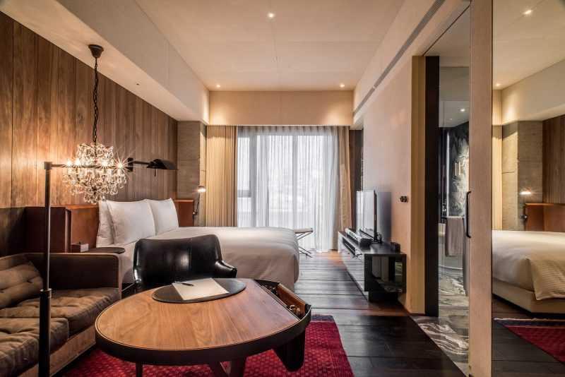 華泰大飯店集團_HOTEL PROVERBS Taipei_精采客房