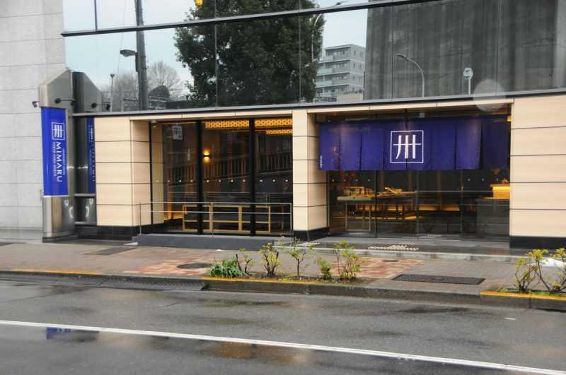 日本知名建設公司COSMOS INITIA打造「公寓式飯店」,第一家推出的就是2月8日開幕的「MIMARU東京上野NORTH」。(記者杜明賢攝)