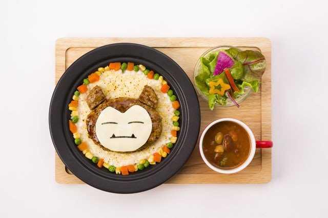 ▲卡比獸焗飯。(圖/翻攝自官網)