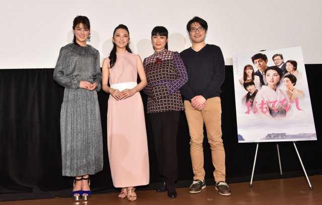 ▲導演陳鈺杰(右)也特地飛去東京參加首映會。(圖/華映,2018.03.06)