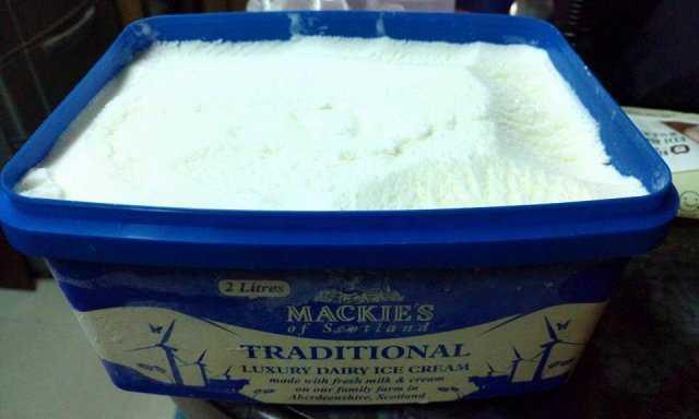 ▲網友發現好市多一款盒裝冰淇淋超好吃,價格又實惠。(圖/翻攝自 Costco 好市多商品經驗老實說臉書)