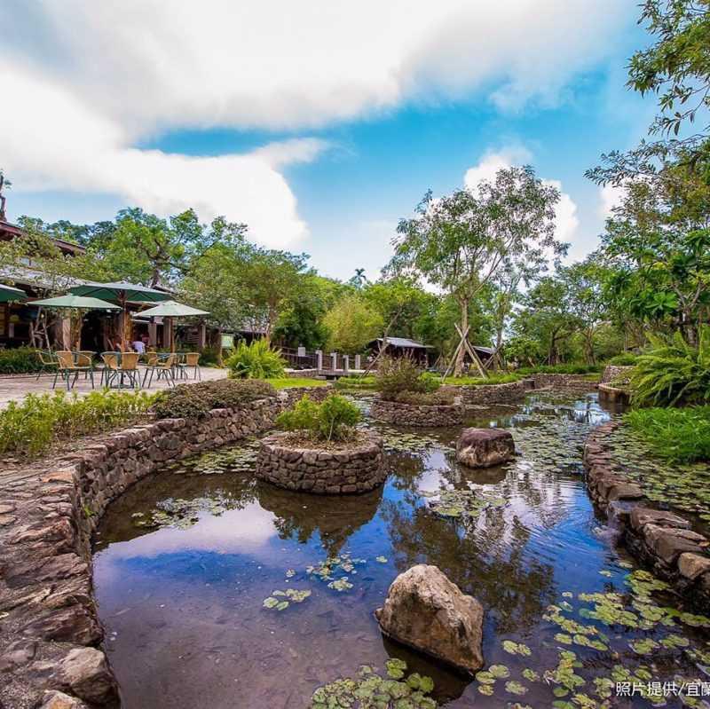 礁溪溫泉公園-(宜蘭縣政府提供)