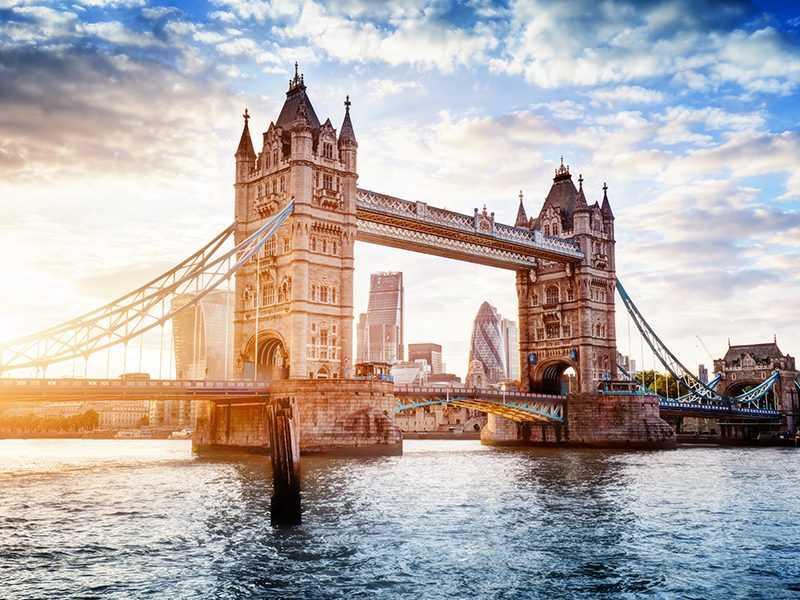 英國倫敦情境圖(易遊網提供)