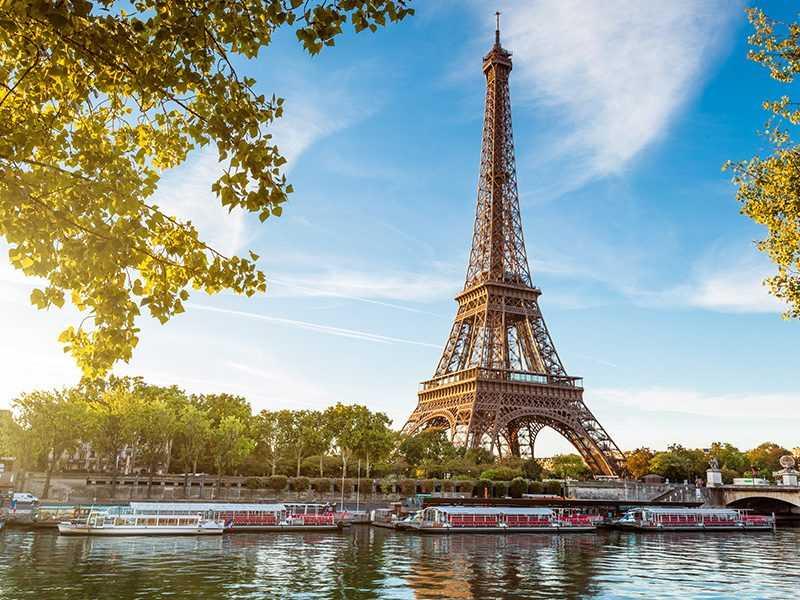 法國巴黎情境圖(易遊網提供)