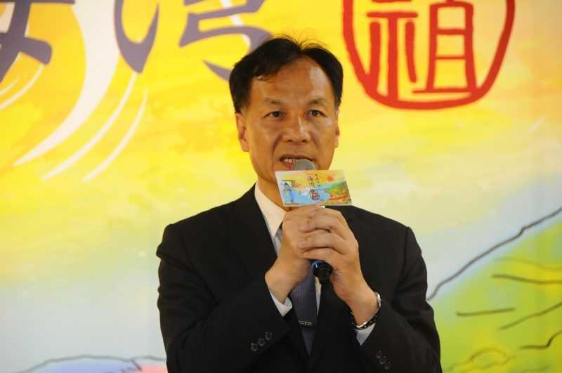 連江縣縣長劉增應讚歎馬祖海灣的美及馬祖閩東風情的知性,希望藉此機會分享給世界更多人看見