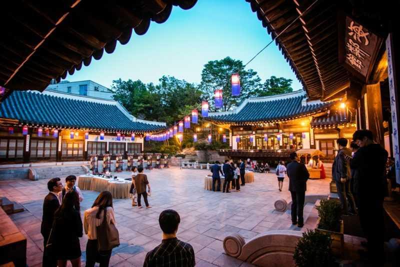 首爾 韓國之家(韓國觀光公社提供)