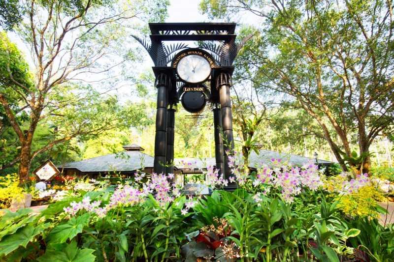 ▲新加坡植物園2015年申請世界遺產成功,列入世界文化遺產。(圖片來源:新加坡旅遊局)