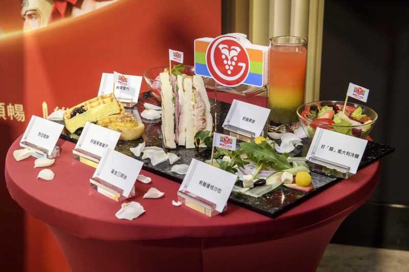 葡萄王熱銷商品「益菌王」,將益生菌發揮創意,運用巧思將「益菌王」入菜(葡萄王提供)