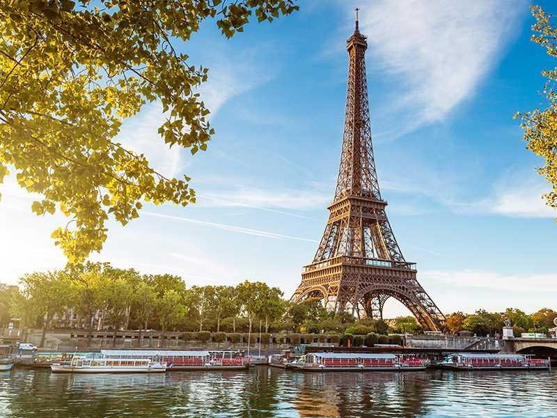 華航與法航聯營巴黎航點,抵達時間、票價CP值相當不錯(易遊網提供)