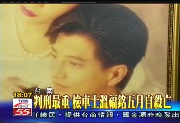 〈獨家〉判刑最重 檢車士溫福銘5月自殺亡