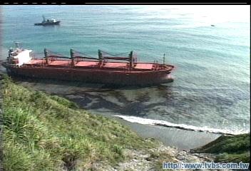 漏油損及漁產上億 漁民欲哭無淚