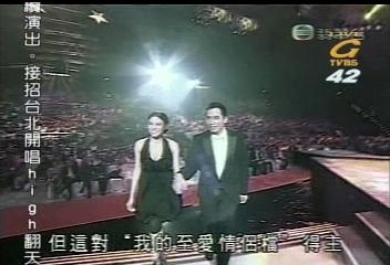 〈獨家〉TVB藝人 出席馬來西亞電視頒獎禮