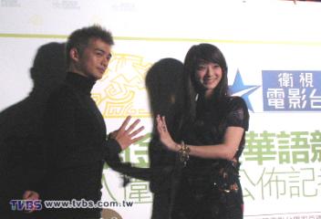 金馬獎入圍名單揭曉 賴雅妍、吳中天出席