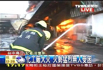 疑焊接不慎 火燒500坪建材行