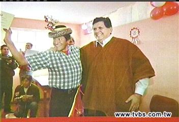 APEC‧08/領袖合照 穿秘魯傳統服飾「篷裘」?
