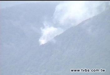 八仙山森林大火 延燒5天毀2.5公頃