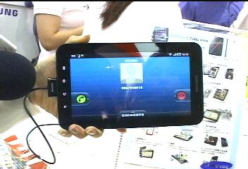 「能打電話」平板電腦力拚iPad 超HOT!