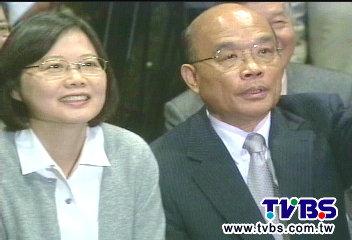 馬520就職周年 蔡蘇會5月19日登場