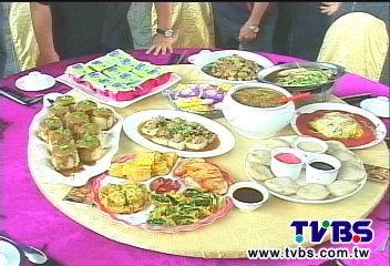 肉圓、米糕、臭豆腐 「小吃宴」迎國慶