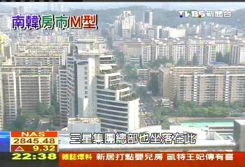 打房課徵奢侈稅 南韓房市也M型化