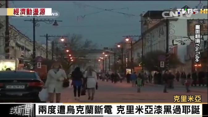 【FOCUS新聞】捍衛併吞決定 普欽:克里米亞是俄聖城
