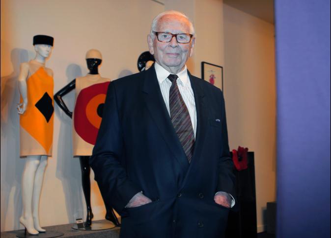 巴黎皮爾卡登博物館 展出70年職涯作品