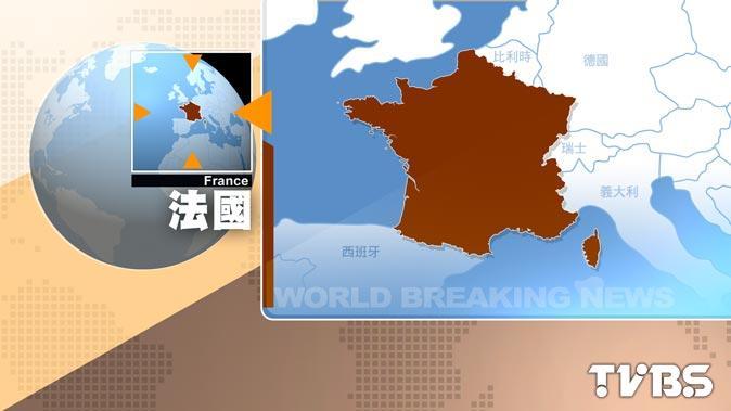 〈快訊〉法國15持槍歹徒 劫貨車搶走3億元珠寶