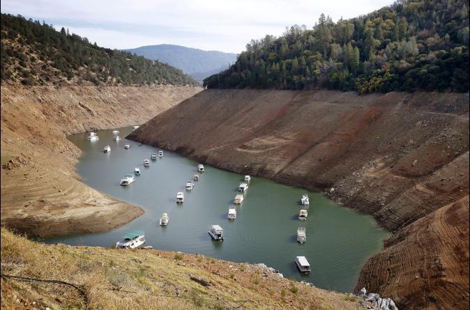 美加州40年最大旱! 破天荒祭「限水令」