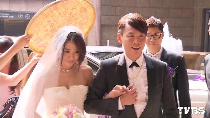 陶喆今娶嬌娘 飯店宴客席開60桌