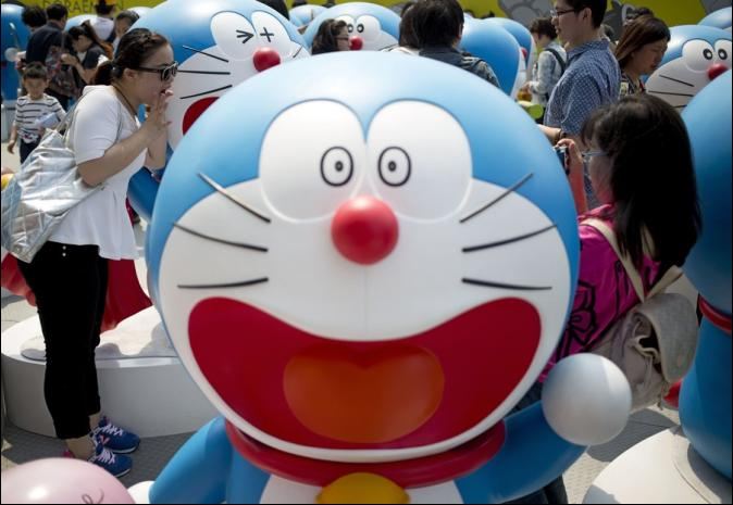3D「哆啦A夢」有洋蔥! 劇情催淚逼哭觀眾