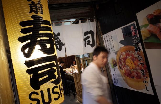 【FOCUS新聞】喀布爾首家壽司餐廳 日本女記者掌廚