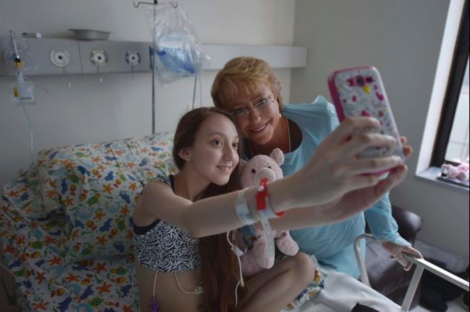 【FOCUS新聞】不願求生伴罕病 14歲女孩求安樂死
