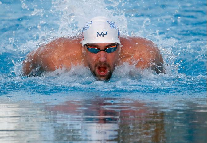 酒駕禁賽令期滿 「飛魚」復出力拼奧運