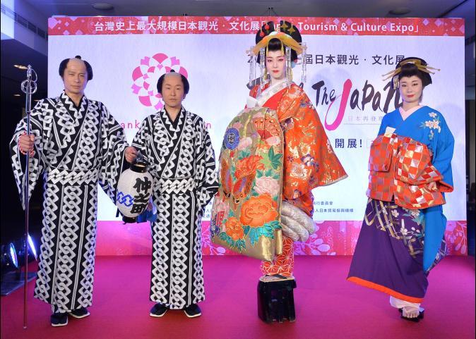 AKB48、絕美花魁來台 史上最大規模日本展4月登場