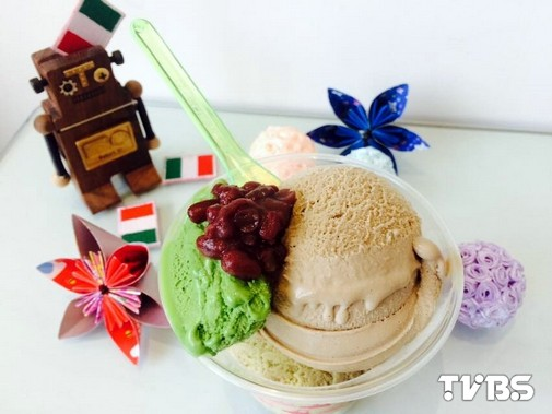 超人氣「開心果」冰淇淋 開店3小時就賣光
