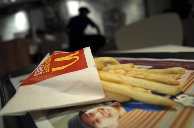 美碼頭罷工 全日本麥當勞鬧薯條荒