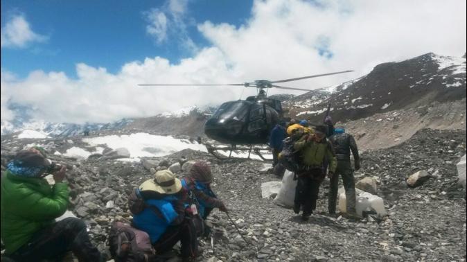 【FOCUS新聞】登山旺季撞上強震 當時千人在聖母峰