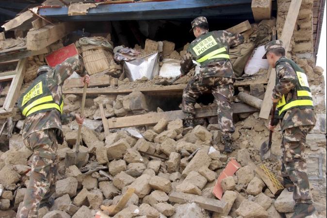 【FOCUS新聞】最新統計3400人罹難 空照不忍卒睹