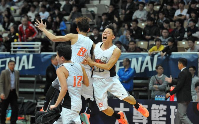 UBA/國體大菜鳥行大運落後13分逆襲台科大 隊史首晉4強