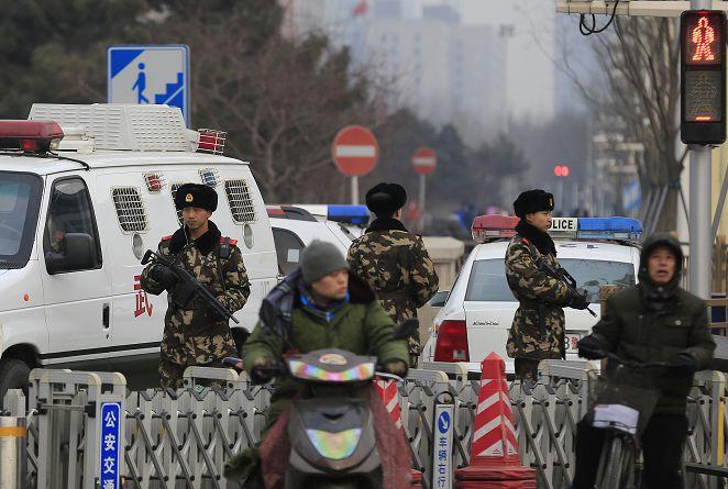 《反恐法》元旦上路 陸:科技公司需解密
