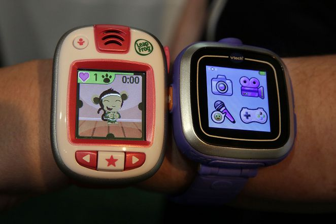 FOCUS/大陸學童新流行 插Sim卡「智慧手錶」