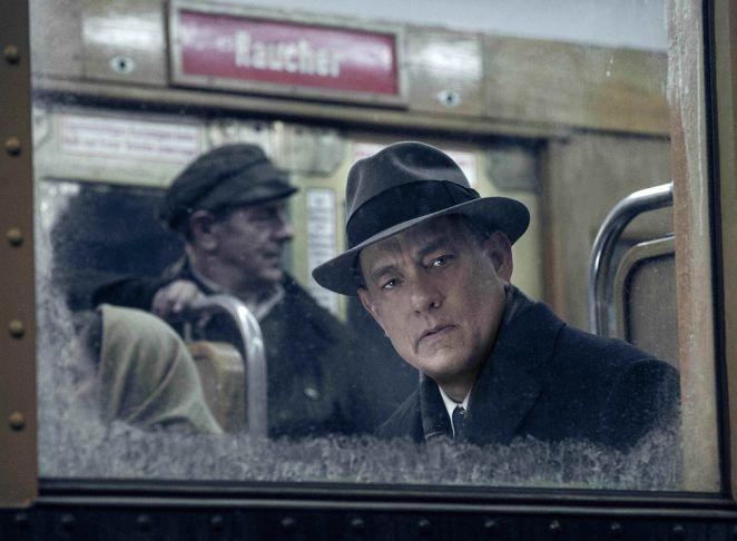 湯姆、史匹柏4度合作 《間諜橋》續前緣