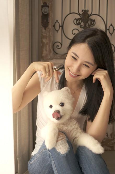 穆熙妍為萌犬拍短片  6小時逼哭40萬人
