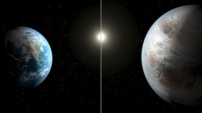 距離地球40光年外 3行星可能有水有生命