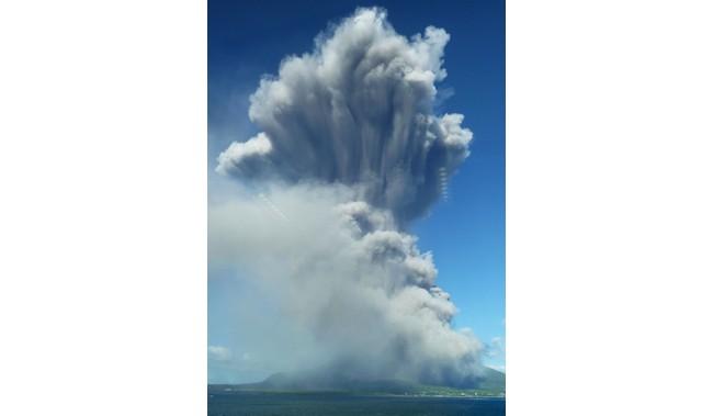 日本火山危機! 箱根山與櫻島南北夾擊