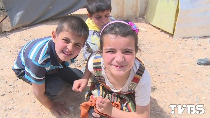 【中東烽火線】敘國難民逾半是孩童 恐淪童工、兒童新娘