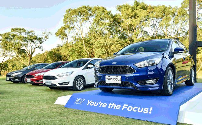 智能與操控再進化 Ford New Focus全新上市