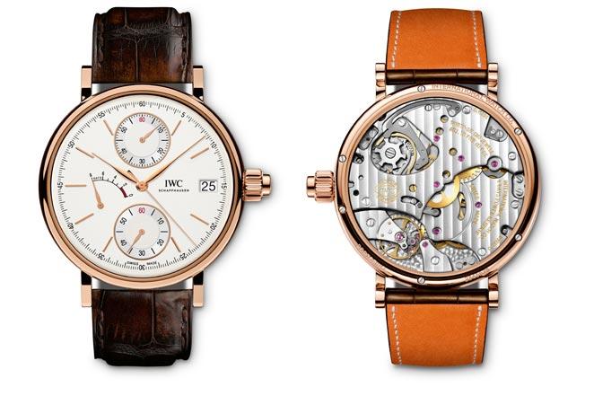 柏濤菲諾系 列再添一款計時腕錶